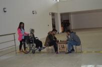 GENEL SEKRETER - Engellilerin Sorunlarına Tiyatro Oyunuyla Dikkat Çektiler