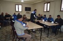 İNTERNET DOLANDIRICILIĞI - Erzincan Belediyesinde Huzur Toplantısı Yapıldı