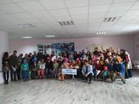 AYHAN BOZKURT - Erzurum'da Özel Çocuklara Eğlence