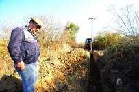 ESENTEPE - Esentepe Mahallesi'ne Yeni İçme Suyu Hattı