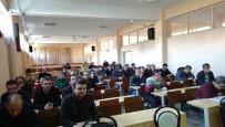 İŞ SAĞLIĞI VE GÜVENLİĞİ - Gediz Meslek Yüksekokulu'nda İş Sağlığı Ve Güvenliği Eğitimi