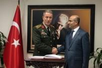 GENELKURMAY BAŞKANI - Genelkurmay Başkanı Akar, Adana'da