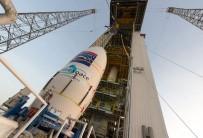 HAVA KUVVETLERİ - GÖKTÜRK-1, Vega Roketiyle Fırlatılmak Üzere Hazır