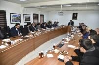 BEYIN FıRTıNASı - Gümüşhane'de Pestil Köme Tanıtım Grubu Toplantısı Düzenlendi