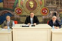 GENEL SEKRETER - Gümüşhane İl Genel Meclisi Aralık Ayı Toplantıları Devam Ediyor