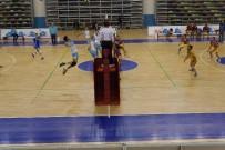 VOLEYBOL TAKIMI - Haliliye Voleybol Takımı Peyasspor'u 3- 0 Yendi