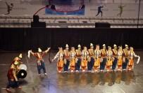 HAKAN TÜTÜNCÜ - Halk Dansları Yarışması Kepez'de Yapıldı