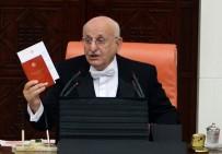AHMET YILDIRIM - HDP'li Vekillere Tepki Gösterdi