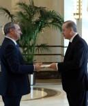 İSRAIL - İsrail Büyükelçisi Cumhurbaşkanı Erdoğan'a Güven Mektubu Sundu