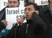 İSRAIL - İsrail'e Ezanlı Tepki