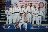BRONZ MADALYA - Judo'da Kadınlar Ve Erkeklerde Şampiyon İstanbul Büyükşehir