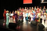 RUMELI - Kadın Korosu Şarkılarını Öğrenciler İçin Söyledi
