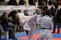 KAĞıTSPOR - Kağıtspor'lu Karateciler Türkiye Şampiyonasında Madalyalara Ambargo Koydu