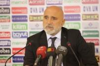 RIZESPOR - Karaman'dan İstifa Çağrılarına Yanıt