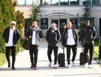 UEFA ŞAMPİYONLAR LİGİ - Kartal tur için uçtu
