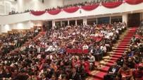 TÜRKISTAN - 'Kazakistan Bağımsızlık Treni' Türkistan Ve Ahmet Yesevi Üniversitesinde