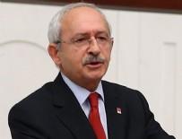 TBMM GENEL KURULU - Kılıçdaroğlu'nun bütçe görüşmeleri konuşması