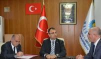 MUSTAFA TOPRAK - Malatya'da OSB'de Dolar Yerine Türk Lirası
