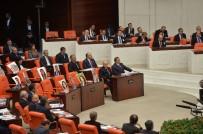 İÇ SAVAŞ - Meclis Başkanıyla HDP'li Vekil Arasında Tartışma