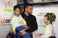 LÖSEMİ HASTASI - Mehmet Topal'dan Lösemili Miniklere Doğum Günü Partisi