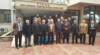 CEYLANPINAR - Meslek Yüksekokuları Çalıştayının İkincisi Veylanpınarda Yapıldı