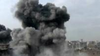 MİSKET BOMBASI - Misket Ve Napalm Bombalarıyla Sivilleri Vuruyorlar