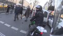 FEVZIPAŞA - Motosiklet Kadına Böyle Çarptı!