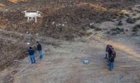ORMAN YANGıNLARı - Orman Yangın Alanlardaki Ölçümler İnsansız Hava Aracı İle Yapıldı