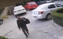 ALıŞKANLıK - Ayakkabı Hırsızı, Kameralara Yakalandı