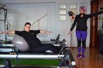 MADONNA - Sakatlığını Pilatesle Yenince Sertifikalı Eğitmen Oldu