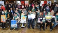ALTI NOKTA KÖRLER DERNEĞİ - Pamukkale'den Engelli Derneklerine Büyük Fırsat