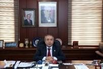 PEYAMİ BATTAL - Rektör Battal'dan Cumhurbaşkanı Erdoğan'a Destek