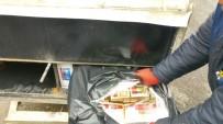 SIGARA - Römork Altındaki Zuladan Kaçak Sigara Çıktı