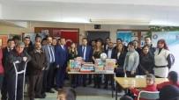 SAĞLıK VE SOSYAL HIZMET ÇALıŞANLARı SENDIKASı - Sağlık-Sen, Ahmet Yesevi İşitme Engellileri Okulu'nun Materyal İhtiyaçlarını Karşıladı
