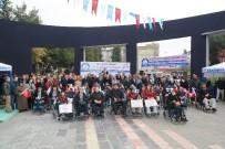 TEKERLEKLİ SANDALYE - Şahinbey Belediyesi Engelli Vatandaşları Unutmadı