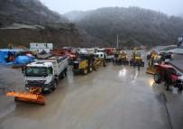 ÇAĞRI MERKEZİ - Serdivan Belediyesi Kışa Hazır