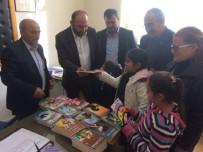 VATANSEVER - Söke AK Parti'den Kemalpaşa İlköğretim Okulu'na Kitap Desteği