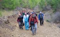 KERVAN - Tarihi Kervan Yolunda İlk Yürüyüş