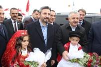 HıZLı TREN - TBMM Başkanvekili Aydın, Bakan Ahmet Arslan'ın Verdiği Müjdeleri Değerlendirdi