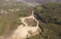 VEYSEL EROĞLU - Trabzon İçmesuyu Projesi'nde Çalışmalar Hızla Devam Ediyor