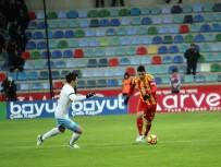 MEHMET CEM HANOĞLU - Trabzonspor'dan hayati galibiyet!