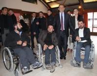 ENGELLİLER GÜNÜ - Van'da Engelliler Günü Kutlamaları
