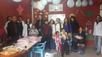 REHABILITASYON - VEDAŞ'tan Engelli Derneklerine Ziyaret
