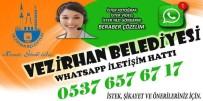 657 - Vezirhan Belediyesi Whatsapp Destek Hattı Açıldı