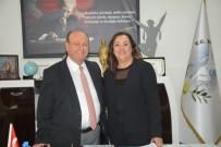 YAŞAR SEYMAN - Yaşar Seyman'dan Başkan Özakcan'a Ziyaret