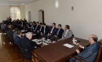 TOPLANTI - 2016 Yılının Son Kaymakamlar Toplantısı Yapıldı
