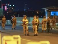 15 TEMMUZ DARBE GİRİŞİMİ - AK Parti binasını işgale giden askerlere dava