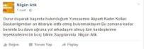 İSTİFA - AK Parti Yunusemre Kadın Kolları Başkanı İstifa Etti