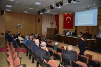 SAYIŞTAY - Akdeniz Belediye Meclisi, Yılın Son Toplantısını Yaptı