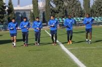 OSMANLISPOR - Akhisar Belediyespor, Osmanlıspor Maçı Hazırklarına Başladı